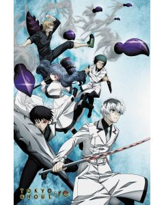 Tokyo Ghoul: RE - TV Show Poster