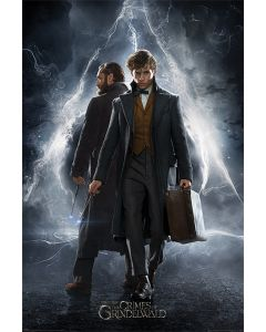 Fantastic Beasts 2: The Crimes Of Grindelwald - Movie Poster