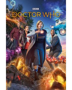 Doctor Who - TV Show Poster