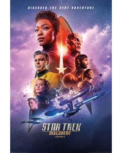 Star Trek: Discovery - TV Show Poster