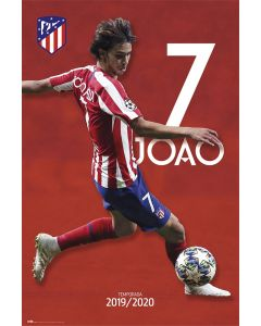 Atletico Madrid - Poster