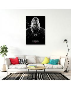The Witcher: Wild Hunt - Gaming Poster
