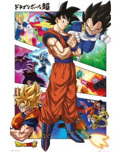 Dragonball Super - TV Show Poster