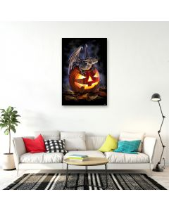 Trick Or Treat- Fantasy Poster