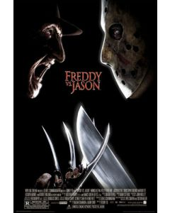 Freddy Vs. Jason - Movie Poster