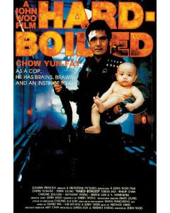Hard Boiled - Movie Poster