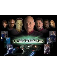 Star Trek X - Nemesis - Movie Poster