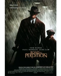 Road To Perdition - Movie Poster