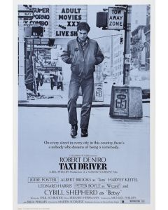 Taxi Driver - Movie Poster