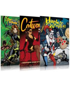 Batman - Lady Villains - Poster Set