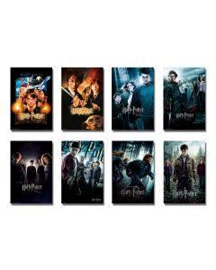 Harry Potter - Movie Poster Set