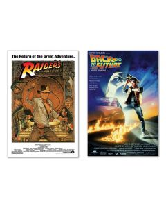 80's Favorites Movie Poster Set