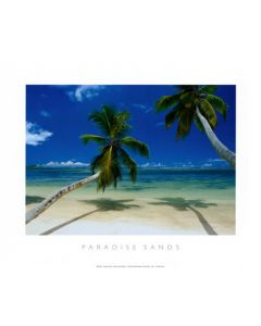 Paradise Sands - Poster
