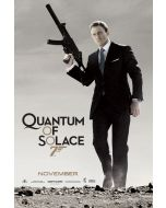 Quantum Of Solace - Giant Movie Poster