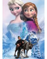 Frozen - Giant Movie Poster