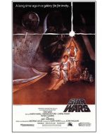 Star Wars Episode IV: A New Hope - Movie Poster