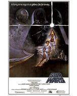 Star Wars: Episode IV: A New Hope - Movie Poster