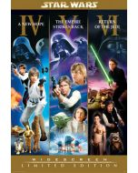 Star Wars Widescreen - Movie Poster
