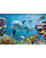 Tropical Underwater - Poster