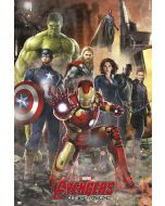 The Avengers 2: Age Of Ultron - Movie Poster
