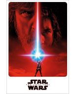 Star Wars: Episode VIII - The Last Jedi - Movie Poster
