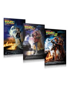 Back To The Future - Movie Poster Set