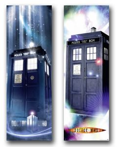 Doctor Who - Poster Set