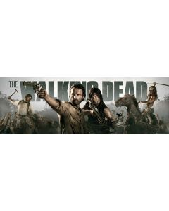 The Walking Dead - Door Poster