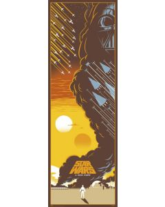 Star Wars: Episode IV - A New Hope - Door Movie Poster