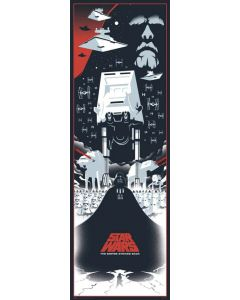 Star Wars: Episode V - The Empire Strikes Back - Door Movie Poster