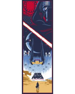 Star Wars: Episode VII - The Force Awakens - Door Movie Poster