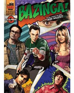 The Big Bang Theory - Giant Poster