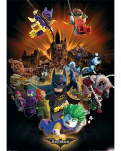 The LEGO Batman Movie - Giant Poster