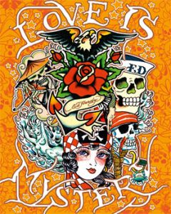 Ed Hardy - Poster