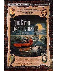 The City of Lost Children - Movie Poster