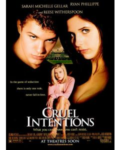 Cruel Intentions - Movie Poster