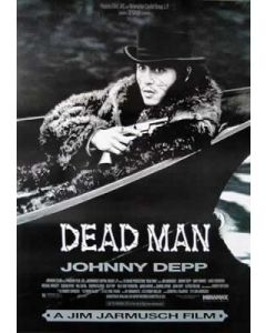 Dead Man - Movie Poster
