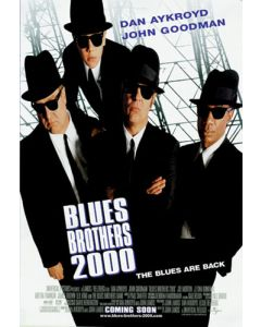 Blues Brothers 2000 - Movie Poster
