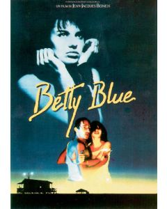 Betty Blue - Movie Poster