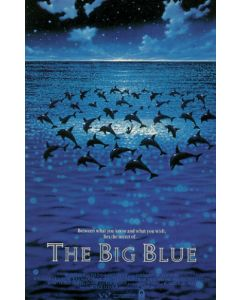 The Big Blue - Movie Poster