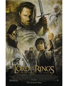 The Lord Of The Rings - The Return Of The King - Movie Poster