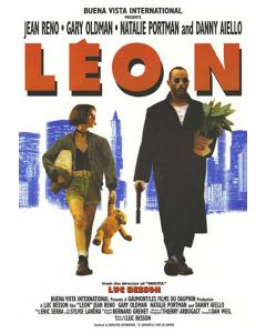 Leon - The Professional - Movie Poster