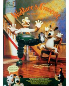 Wallace & Gromit - Movie Poster