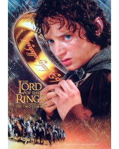 The Lord Of The Rings - The Two Towers - Movie Poster