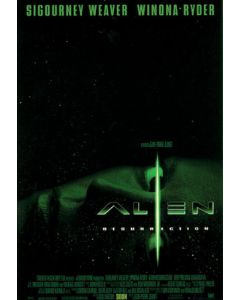 Alien Resurrection - Movie Poster