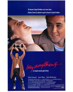 Say Anything - Movie Poster