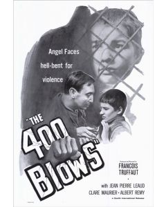 The 400 Blows - Movie Poster