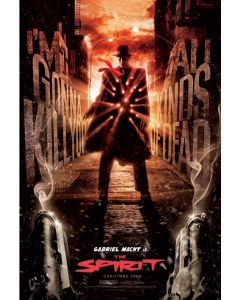 The Spirit - Movie Poster