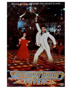 Saturday Night Fever - Movie Poster
