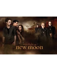 The Twilight Saga: New Moon - Movie Poster